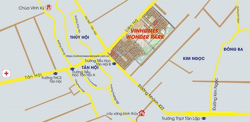 biet-thu-don-lap-vinhomes- wonder- park